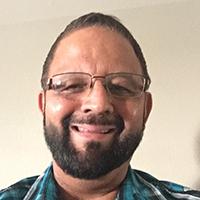 Pastor Frank Pimentel